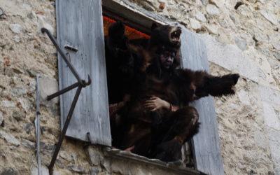 La chasse à l'ours dans le Haut Vallespir