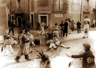 Le combat des Pailhasses (1937 - auteur inconnu)