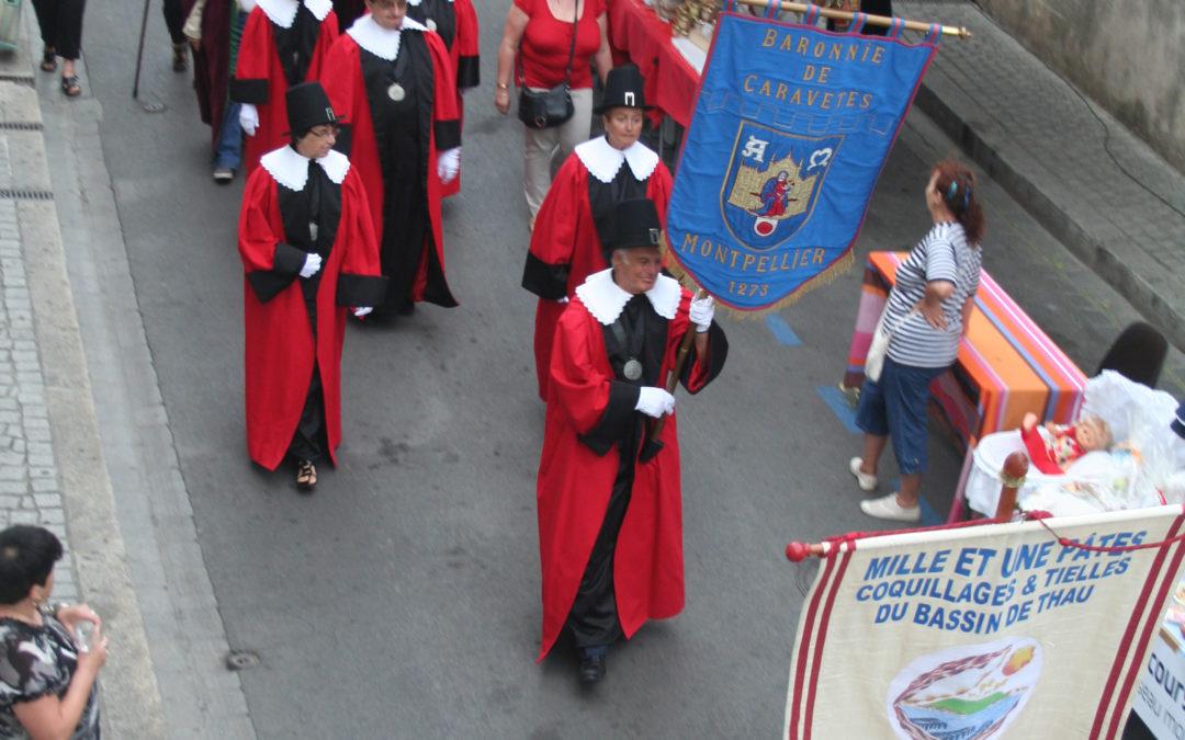 L'octroi de la baronnie de Caravettes à Montpellier